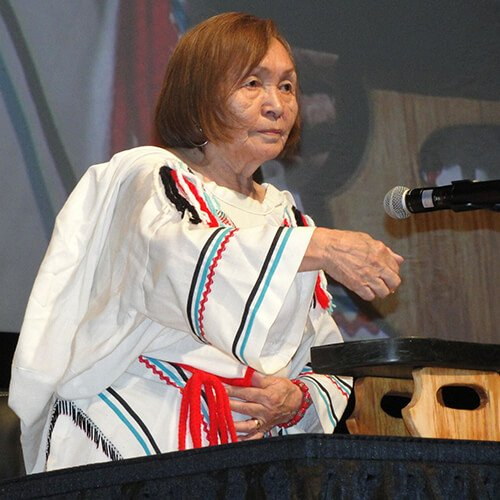 Traditional values such as sharing, respect for elders and cooperation remain central to Inuit community life.