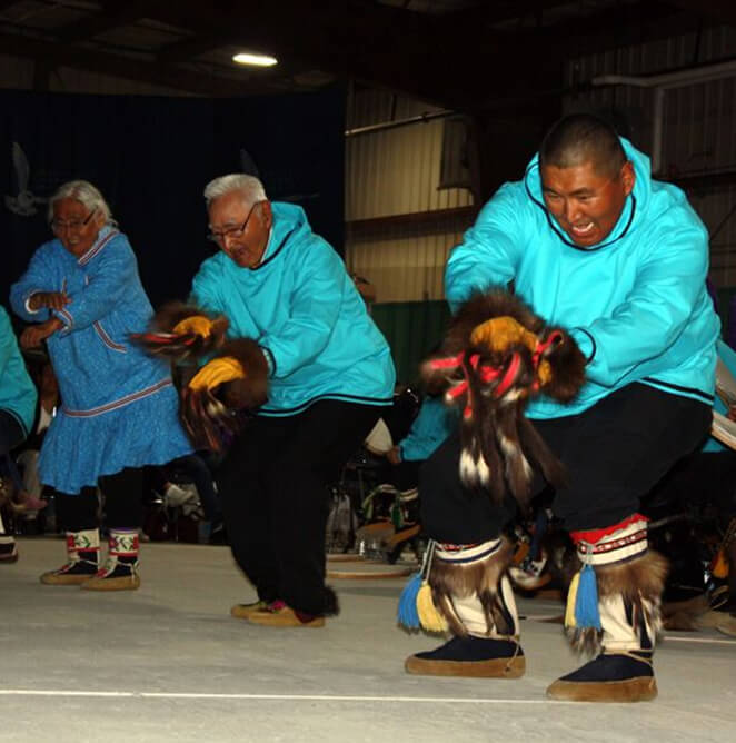 Canadian Inuit Traditional Dance