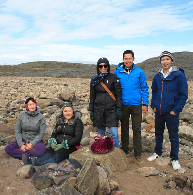 Inuit Youth